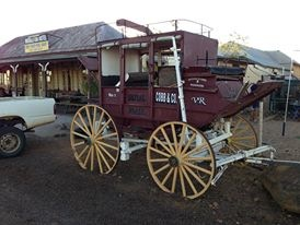 cobbCo opal miners stagecoach