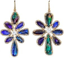 irene neuwirth opal earrings